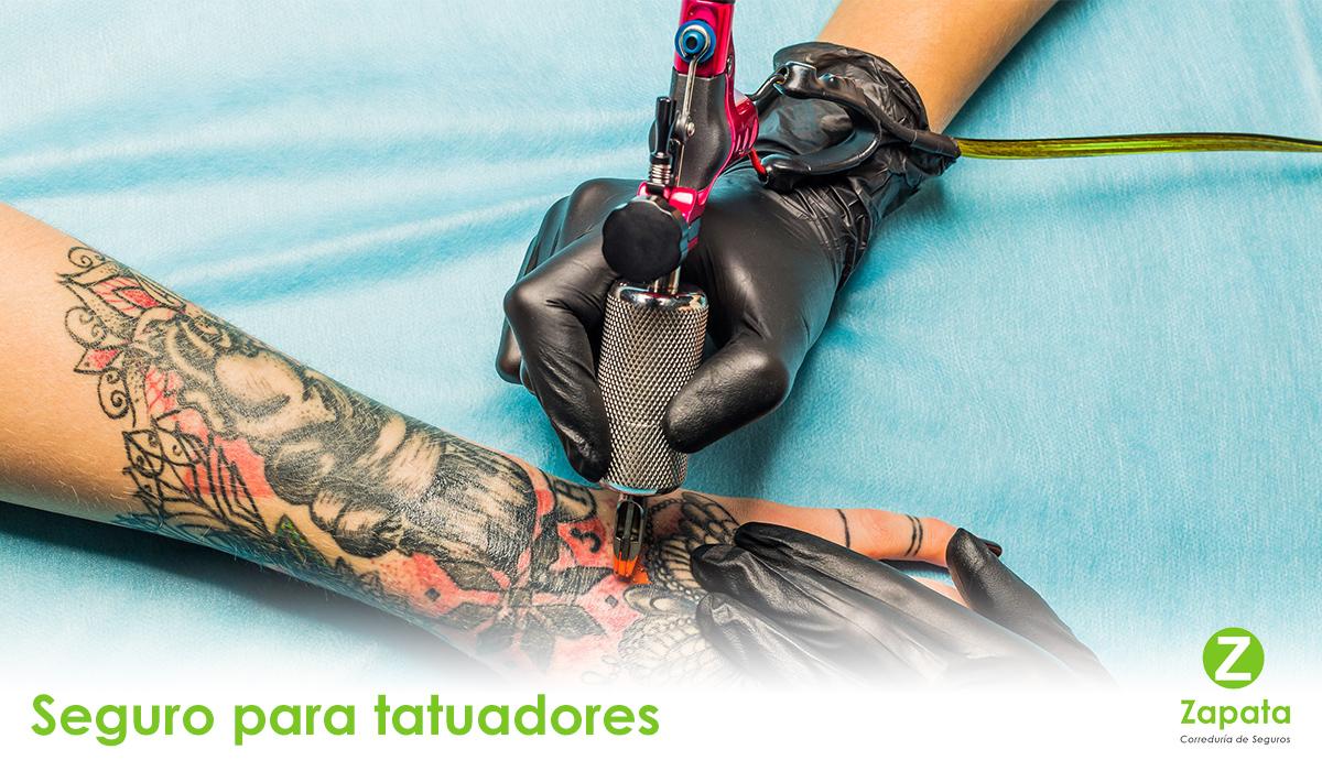 Seguro para tatuadores